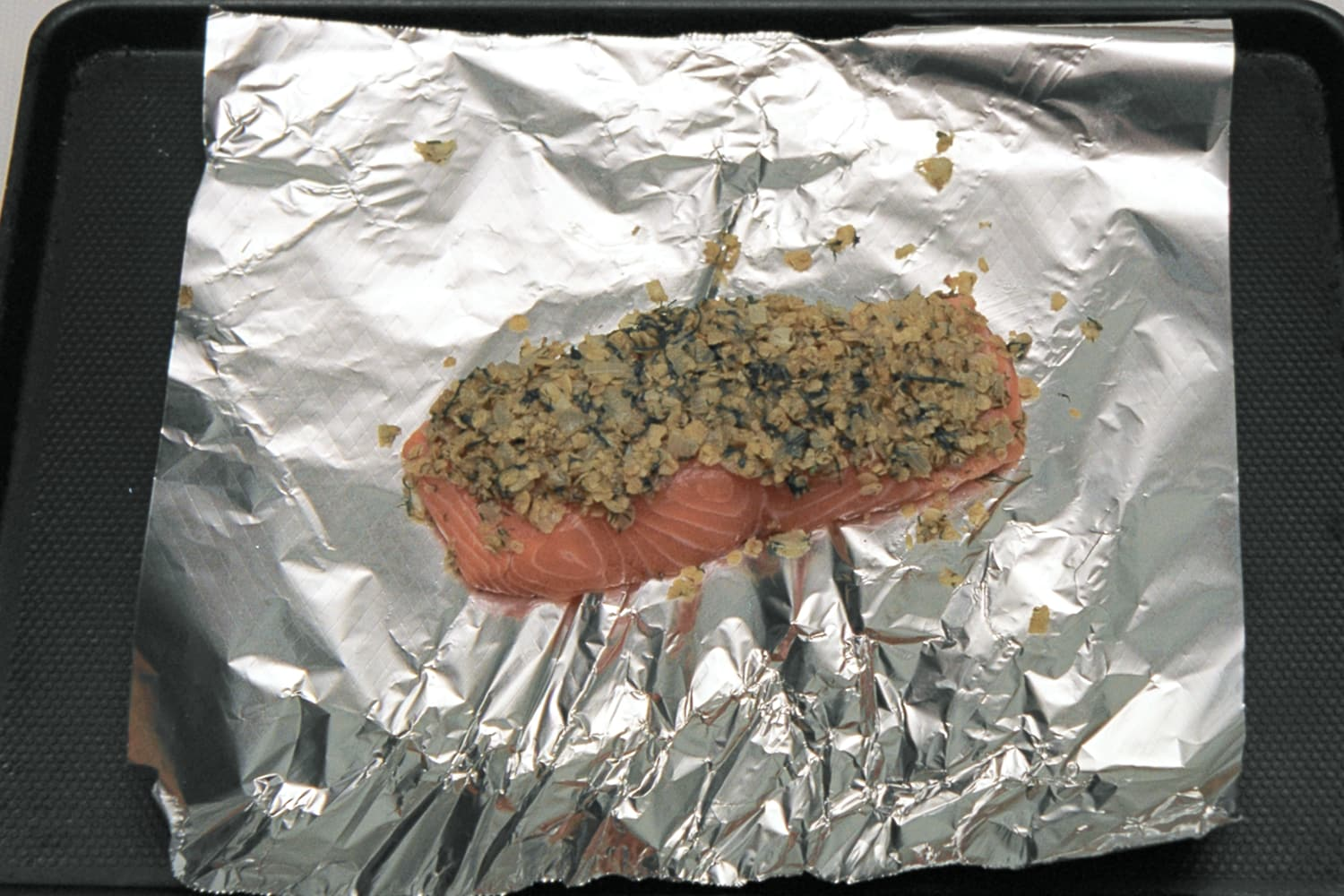 Salmon Fillets ready to grill