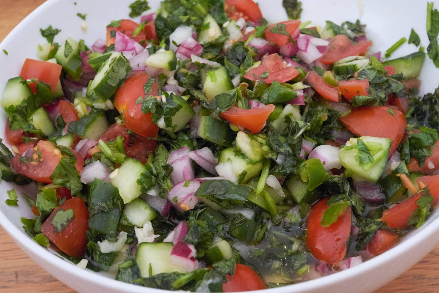 Tasty Homemade Tomato Salsa