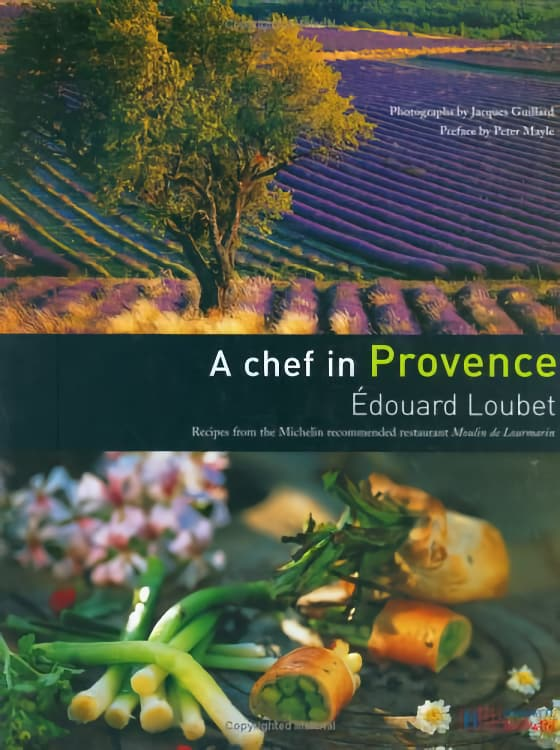 A Chef in Provence by Édouard Loubet