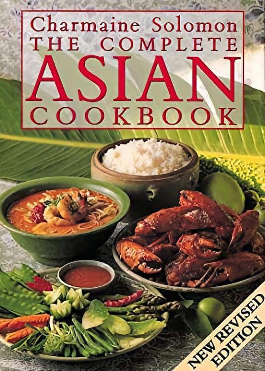 The Complete Asian Cook Book