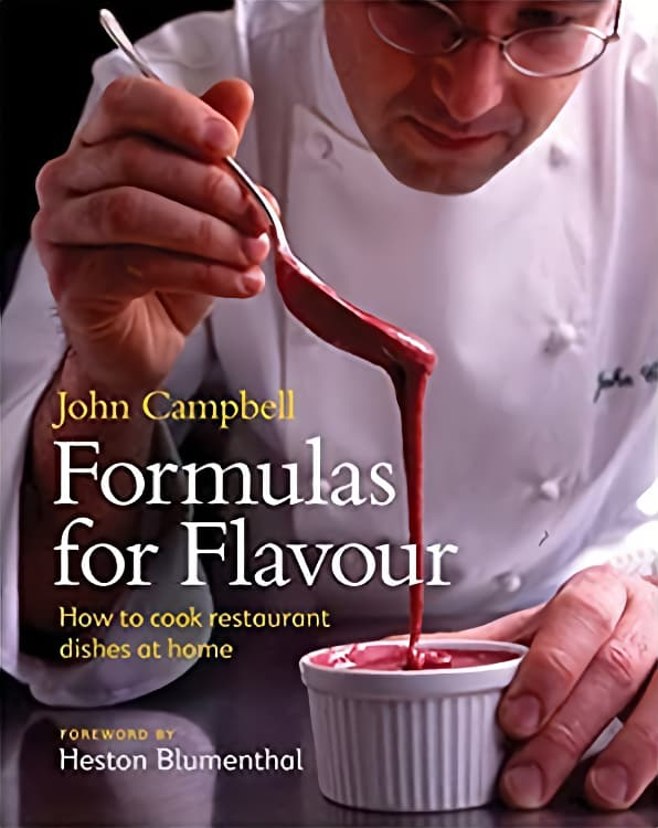 Formulas For Flavours Book Review