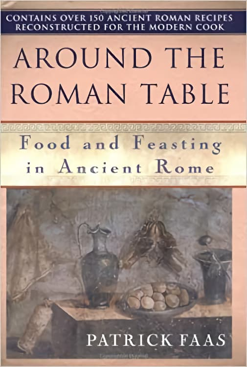 Around the Roman Table Book Review