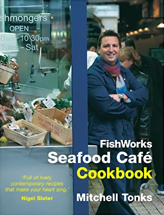 Seafood Cafe Cookbook